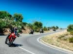 Sardinia 2015 on the Multistrada 1200 DVT